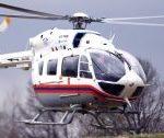 Санитарные вертолеты задействуют для помощи детям, пострадавшим в соседних с Москвой регионах