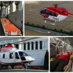 На HeliRussia 2017 пройдут два мастер-класса по работе медицинских бригад на санитарных вертолетах