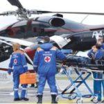 """""""Хелипорт Москва"""" и """"Профессиональная Медицинская Лига"""" представляют новую услугу - вызов врача на дом на вертолете"""