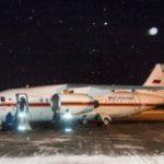 Спецборт МЧС России осуществил санитарно-авиационную эвакуацию тяжелобольных из Омска в Москву