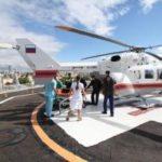 Компания Airbus Helicopters Vostok поставила Департаменту здравоохранения Москвы медицинские вертолеты