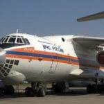 Спецборт МЧС России осуществляет санитарно-авиационную эвакуацию детей из Ростова-на-Дону в Санкт-Петербург и Москву