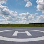 В Москве при Тушинской детской больнице открыли площадку для санитарной авиации