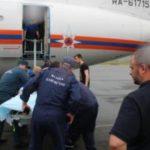 Спецборт МЧС России вылетел с тяжелобольными гражданами из Ингушетии в Москву