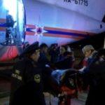 Четверо детей и женщина будут доставлены самолетом МЧС из Крыма в Москву и Петербург для срочного лечения
