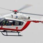В Москве на дежурство заступает четвертый экипаж санитарного вертолета Московского авиационного центра