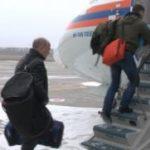 Спецборт МЧС России осуществляет санитарно-авиационную эвакуацию детей из Ростова-на-Дону