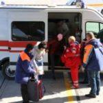Спецборт МЧС России успешно совершил санитарно-авиационную эвакуацию тяжелобольных детей из Ростова-на-Дону в Москву