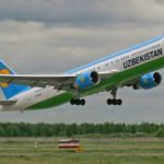 Uzbekistan Airways 17 марта выполнит рейс из Ташкента в Москву и обратно